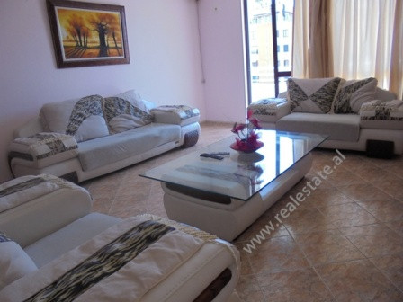 Two bedroom apartment for rent in Ismail Qemali street in Tirana.