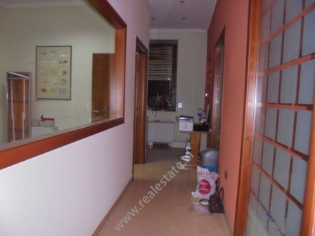 Office for rent in Ismail Qemali street in Tirana.