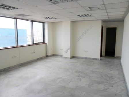 Office space for rent at the beginning of Kavaja Street in Tirana.