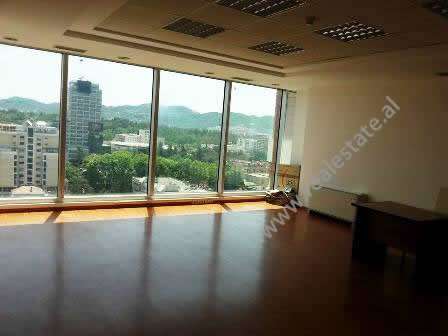 Modern office for rent in Papa Gjon Pali II Street in Tirana.