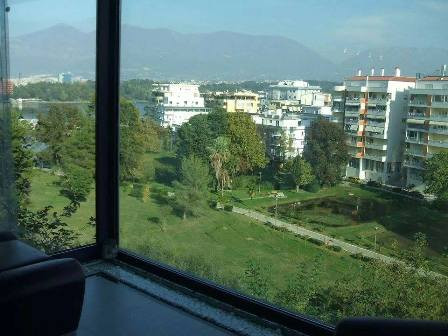 Two bedroom apartment for sale close to the Zoo in Tirana.