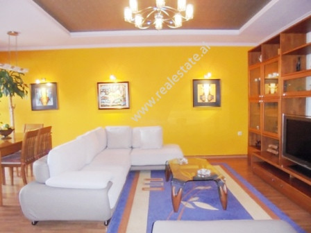 Two bedroom apartment for rent near the US Embassy in Tirana.