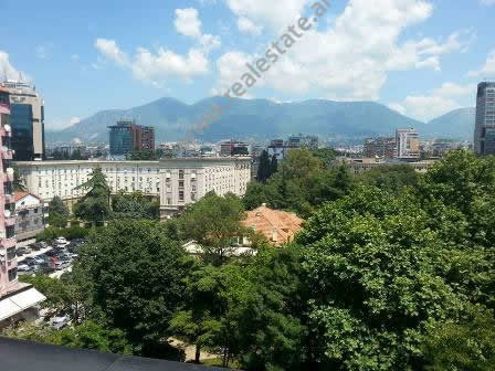 Apartment for rent in Ibrahim Rugova Street in Tirana.
