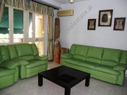 Apartment for rent behind the National Historic Museum of Tirana.