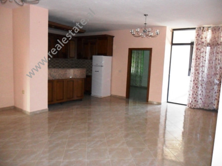 Apartment for rent at the beginning of the Karl Gega Street in Tirana.