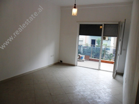 Two bedroom apartment for office for rent in Kongresi i Lushnjes Street in Tirana. It is situated o