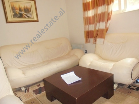 Two bedroom apartment for sale in Jordan Misia street in Tirana. Positioned on the first floor of a