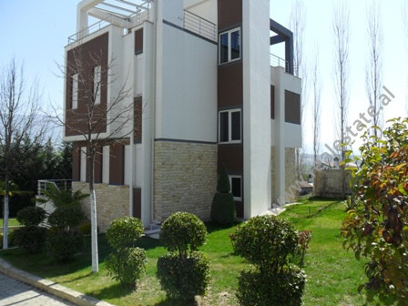 Four Storey Villa for sale at the beginning of Dervish Shaba Street in Tirana.