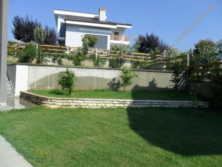 Villa for rent in Lunder Village in Tirana.