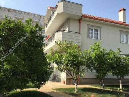 Modern villa for rent near Eshref Frasheri Street in Tirana.