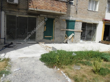 Store for sale in Petro Nini Luarasi Street in Tirana.