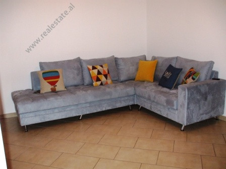 Modern apartment for rent in Abdyl Matoshi Street in Tirana.