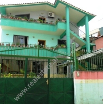 Villa for rent in Vllazen Huta Street in Tirana.