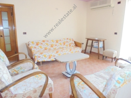 Two bedroom apartment for rent in Blloku Sizmik street in Tirana.