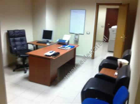 Modern office for rent at the beginning of Kavaja Street in Tirana.