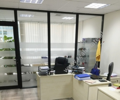 Office for rent in Tirana in Murat Toptani street.
