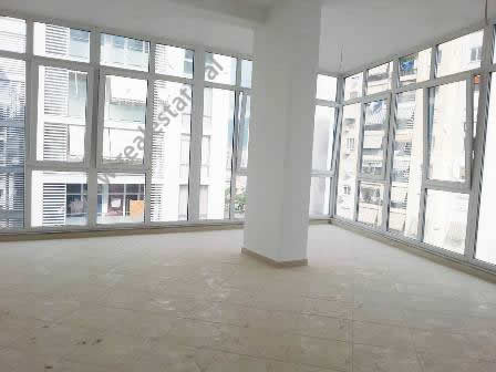 Two bedroom apartment for office for rent in Tish Dahia Street in Tirana.