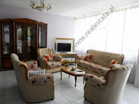 Apartment for rent in Kosovareve Street in Tirana.