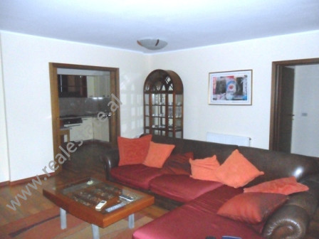 Two bedroom apartment for rent in Papa Gjon Pali street, near Italian Embassy in Tirana.