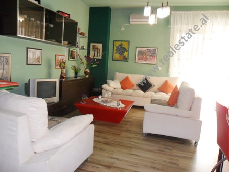 Apartment for rent close to Pazari Ri area in Tirana.