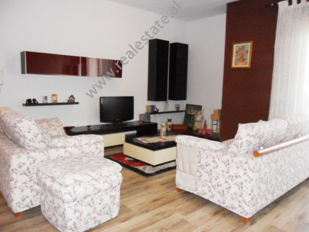 Modern apartment for rent near Pazari Ri area in Tirana.