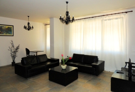 Apartment for rent very close to Blloku area in Abdyl Frasheri Street. Situated in a new building a