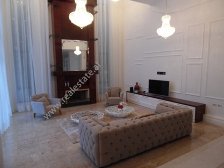 Luxury villa for rent close to Artificial Lake in Tirana.