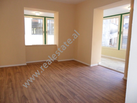 Modern office space for rent near Myslym Shyri Street in Tirana.