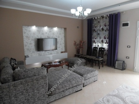 Two storey villa for rent in Osmi Street in Tirana