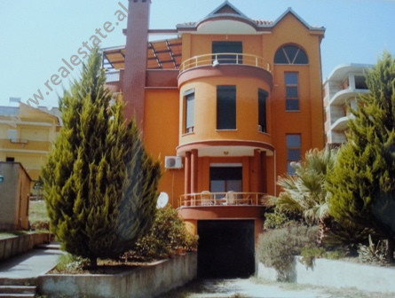 Villa for rent near Disha Street in Tirana.