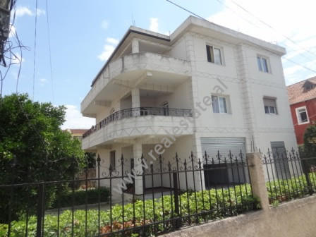 Three storey villa for sale in Berit Beker Street in Tirana