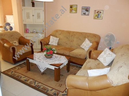 Apartment for rent in Fortuzi Street in Tirana.
