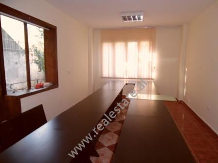 Space for office for rent in Ali Visha Street in Tirana The office is situated on the second floor
