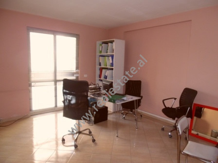 One bedroom for office for rent in Isa Boletini Street in Tirana The office is situated on the seco