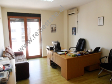 Apartment for rent in Shyqri Berxolli Street in Tirana.