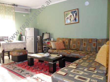 Apartment for rent near Arkitekt Kasemi Street in Tirana.