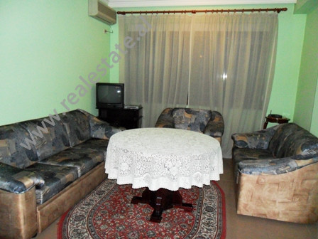Apartment for rent in Brigada VIII Street in Tirana.