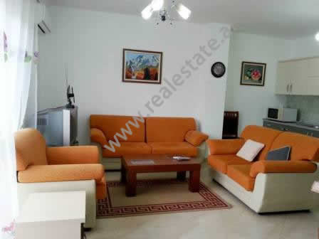 Apartment for rent at the beginning of Jordan Misja Street in Tirana.