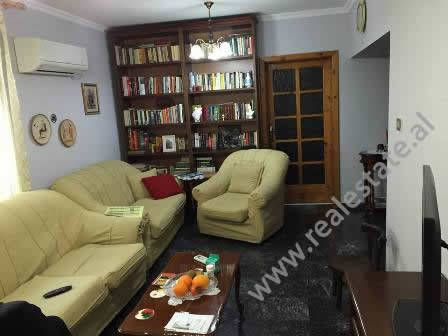 Apartment for rent in Gjin Bue Shpata Street in Tirana.