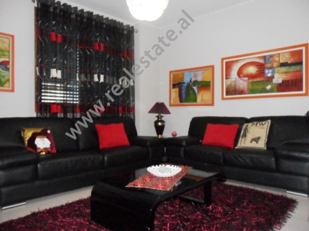 Modern apartment for rent in Gjergj Fishta Boulevard in Tirana.