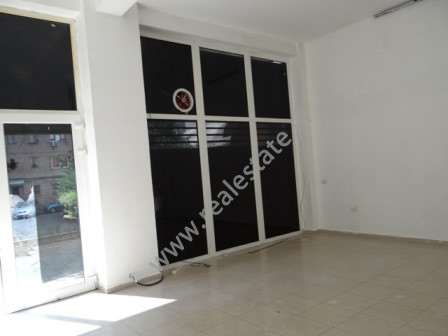 Store for sale in Anastas Kullurioti Street in Tirana The store is situated on the first floor of a