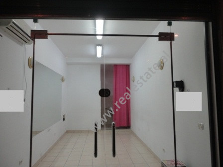 Shop for sale in Gjergj Fishta Boulevard in Tirana The store is situated on the first floor o