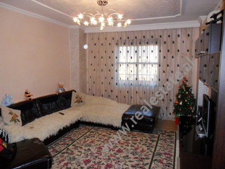 Apartment for sale in Hamdi Sulcebe Street in Tirana.