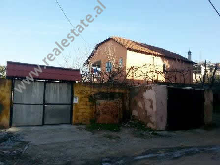 Villa for sale near Bubulina Street in Tirana.