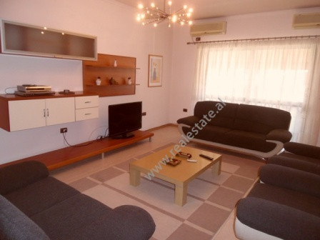 Two bedroom apartment for rent in Themistokli Germenji Street in Tirana