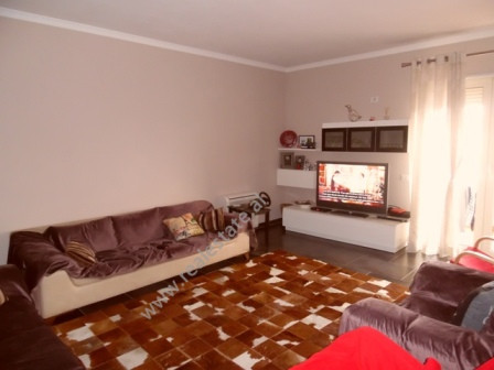 Three bedrooms apartment for sale in Abdyl Matoshi Street in Tirana