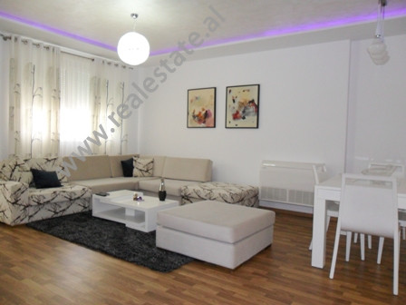 Modern apartment for rent in Kodra e Diellit Residence in Tirana.