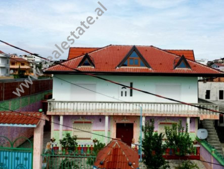 Villa for sale near Abdyl Elmazi Street in Tirana.
