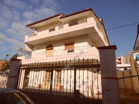 Three storey villa for sale in Artan Lenja Street in TIrana