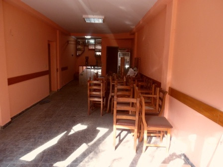 Store for sale in Naim Frasheri Street in Tirana. The store is situated on the ground floor of 5 st